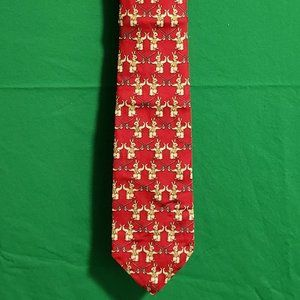 Brooks Brothers Makers Rare Rabbit Fencing Tie